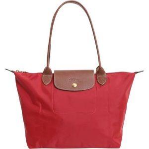 longchamp small red bag